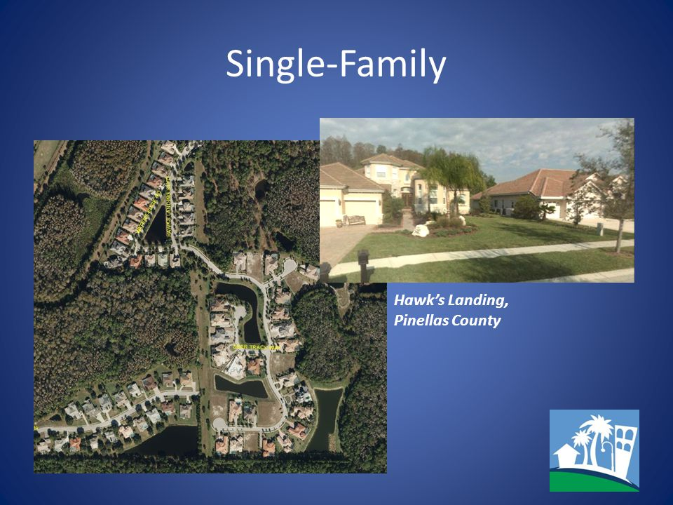 Single-Family Hawk's Landing, Pinellas County