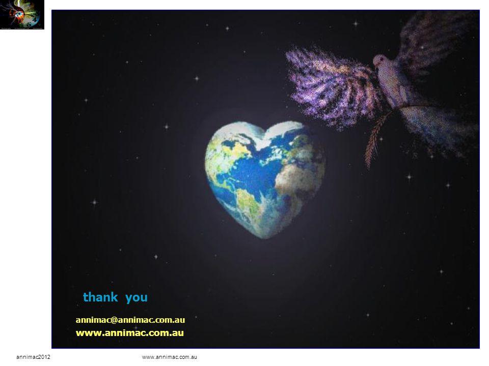 annimac2012 www.annimac.com.au thank you annimac@annimac.com.au www.annimac.com.au