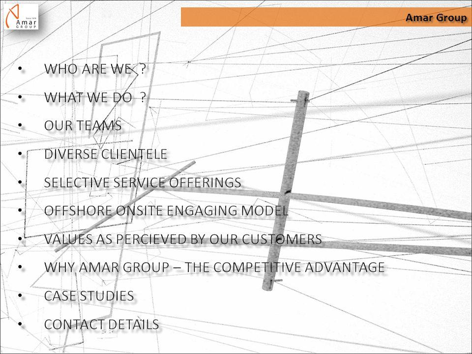 AmarGroup Amar Group