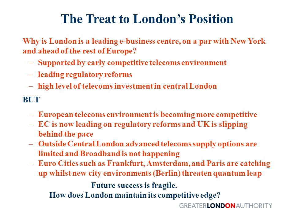 Current concerns in e-government –Electronic Service Delivery –e-democracy –the digital divide What is London doing.