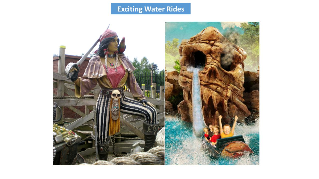 Exciting Water Rides