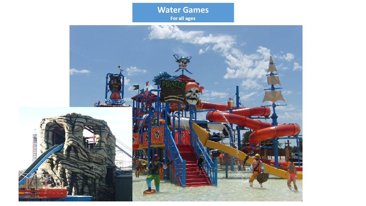Water Games For all ages