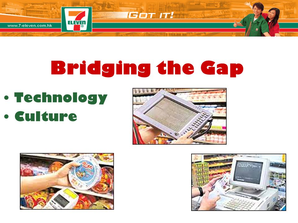 Bridging the Gap Technology Culture