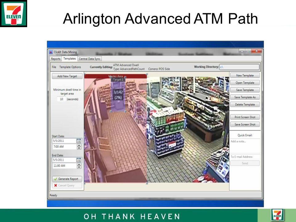 Arlington Advanced ATM Path