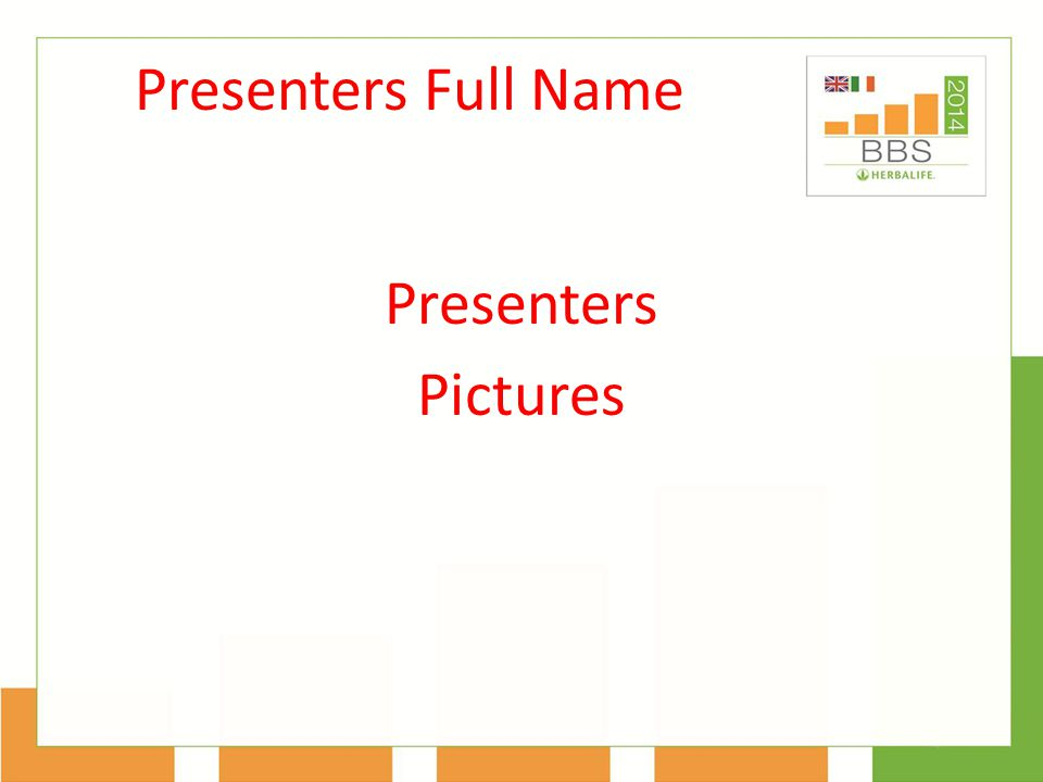 Presenters Full Name Presenters Pictures