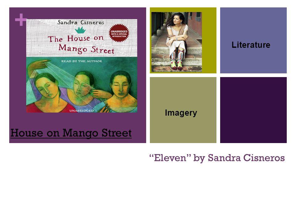 "+ ""Eleven"" by Sandra Cisneros House on Mango Street Literature Imagery"