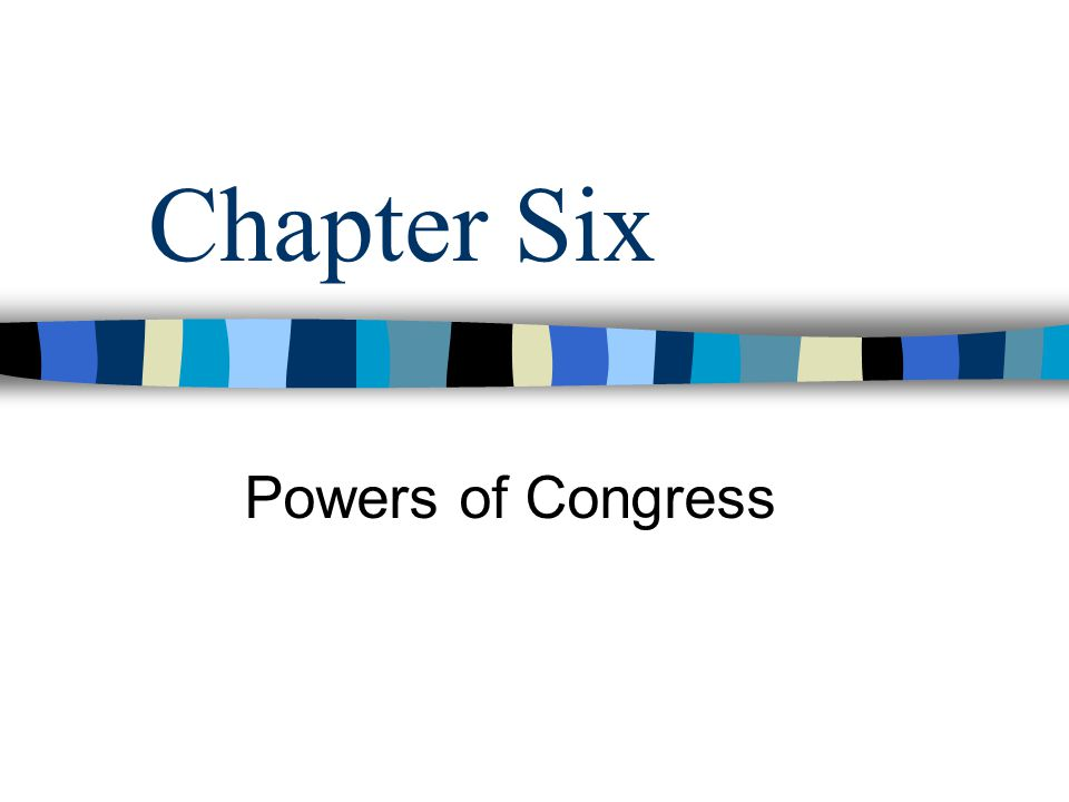 Super Congress.No. The government in the United States is a limited government.
