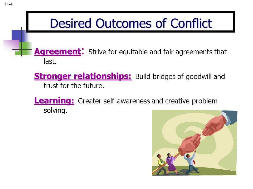 Agreement Agreement : Strive for equitable and fair agreements that last.