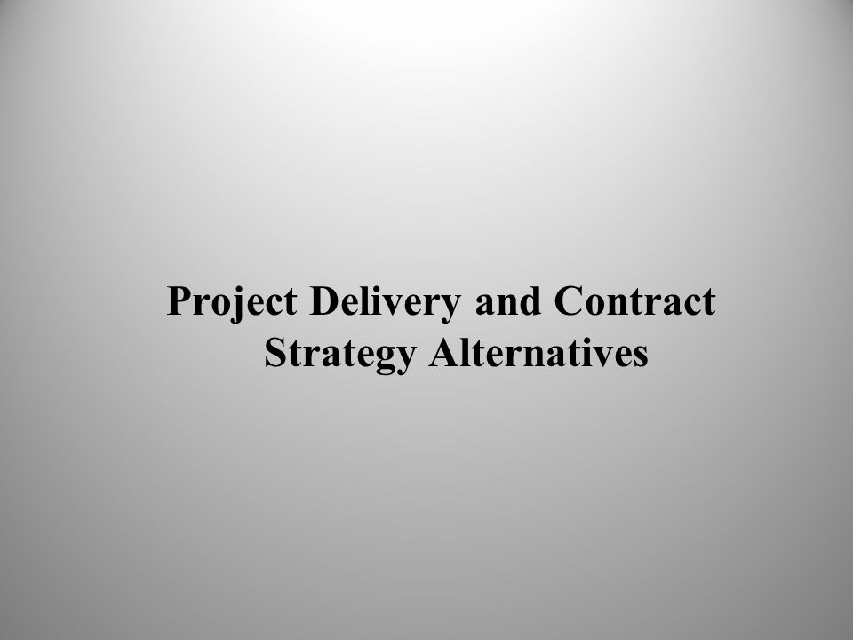 Traditional with Project Manager - PDCS 03