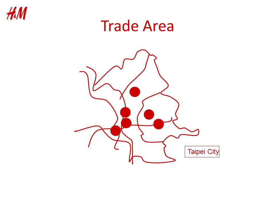 Trade Area Taipei City