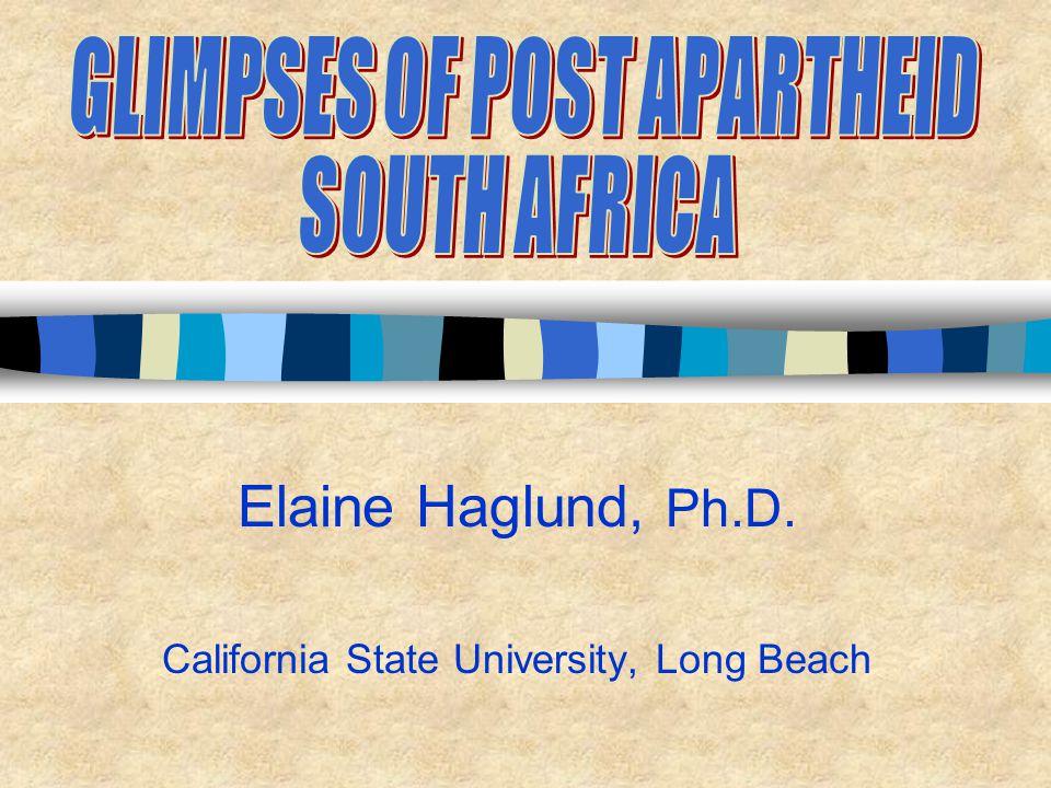 Elaine Haglund, Ph.D.