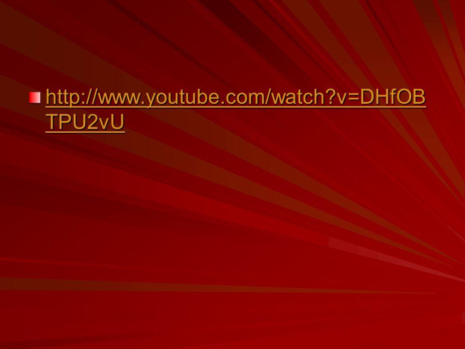 http://www.youtube.com/watch v=DHfOB TPU2vU http://www.youtube.com/watch v=DHfOB TPU2vU