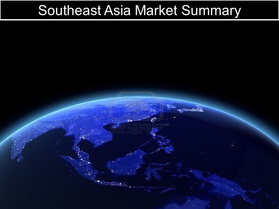 Southeast Asia Market Summary