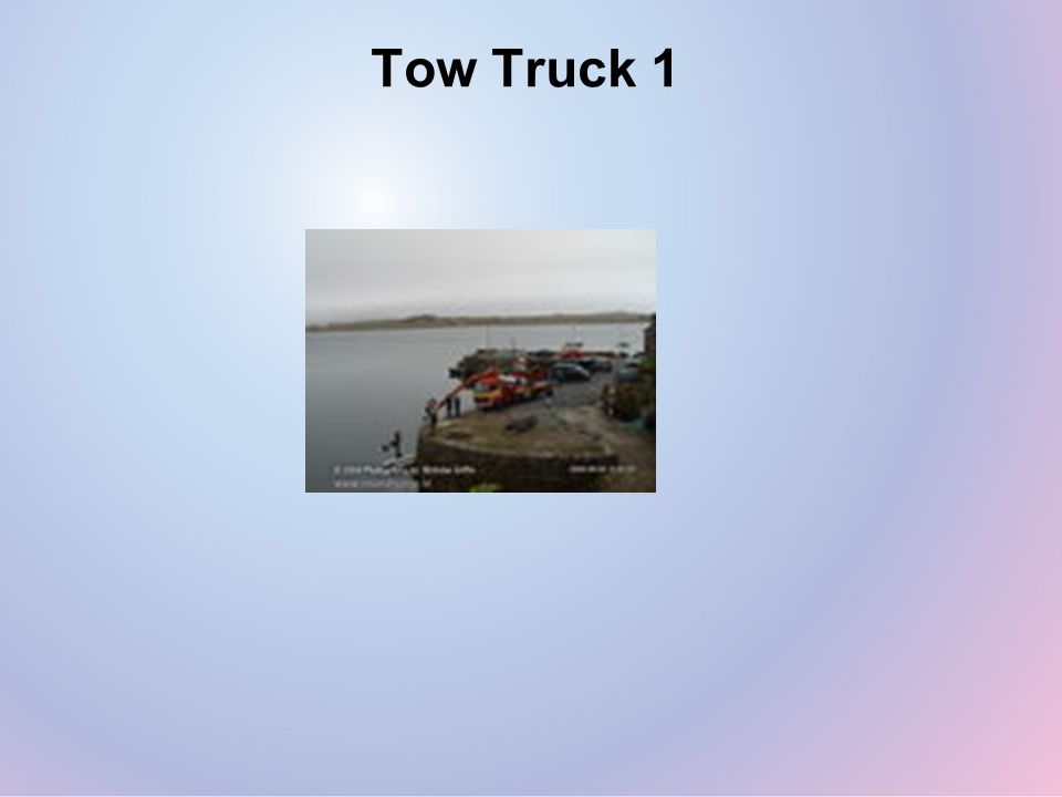 Tow Truck 1
