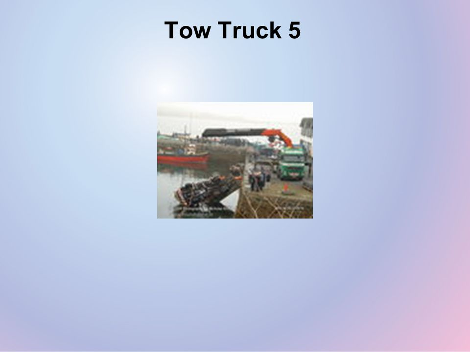 Tow Truck 5