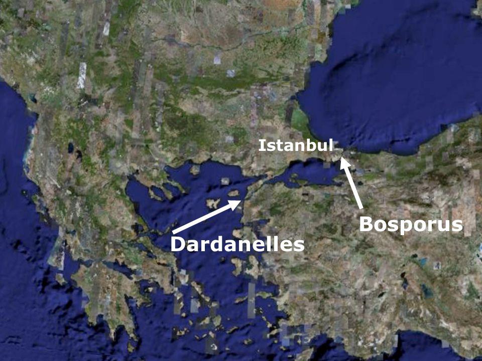 Bosporus Istanbul Dardanelles