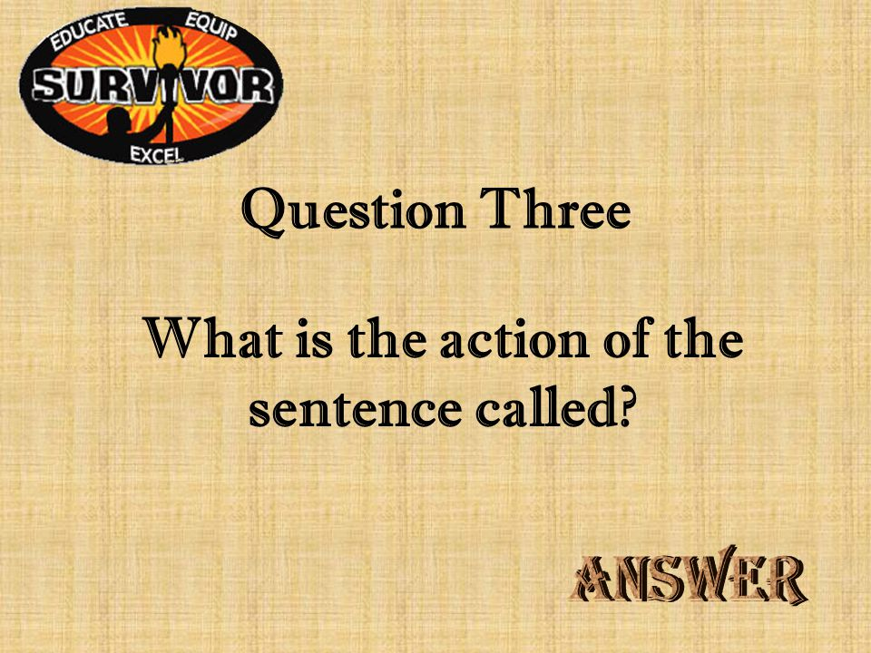 Challenge Two Identify the adverb: The boy ran quickly.