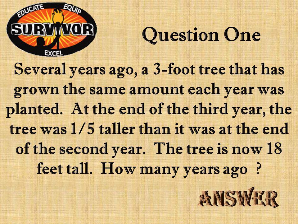 Answer Ten A gerund