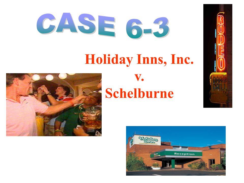 38 Holiday Inns, Inc. v. Schelburne