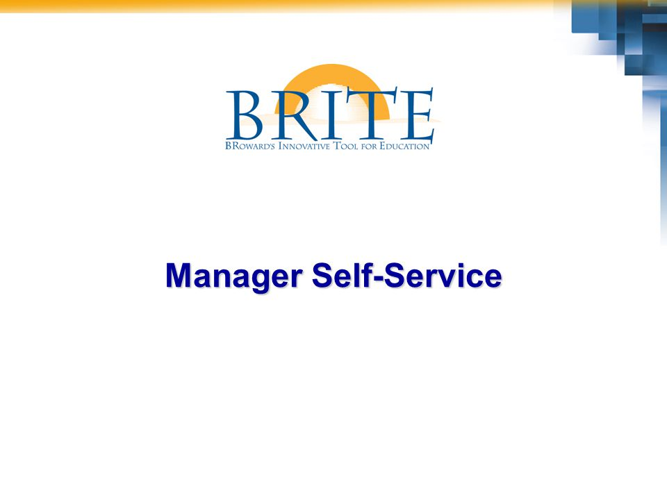 32Manager Self-Service – 5/3/2015 Reminder of Dates 1 2