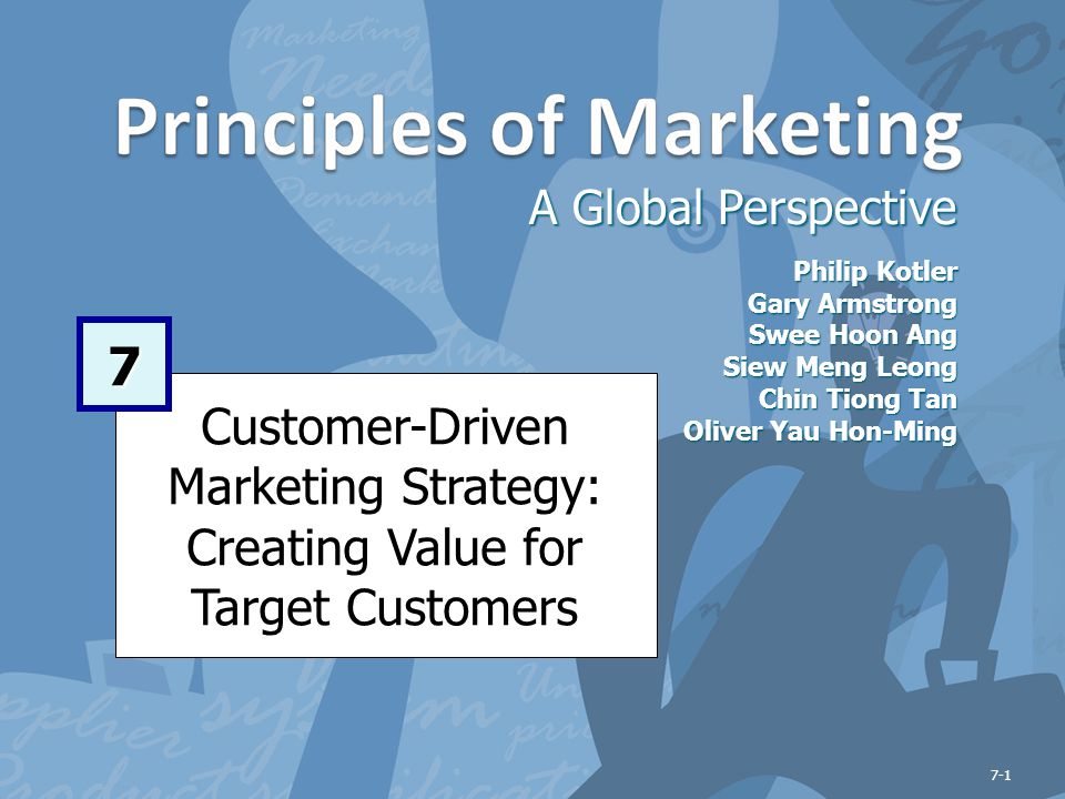 kotler marketing management solutions to walmart case study of chapter 3