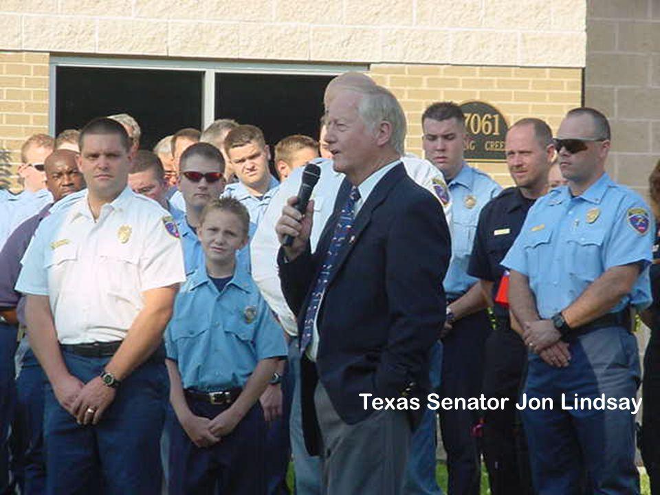 Texas Senator Jon Lindsay
