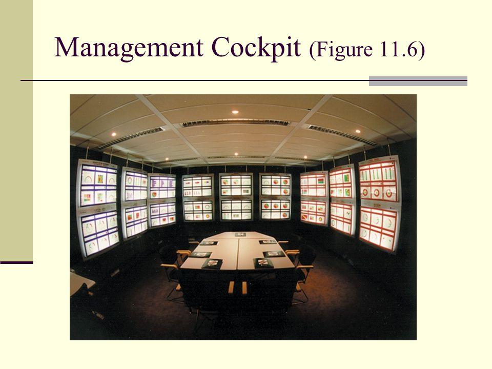 Management Cockpit (Figure 11.6)