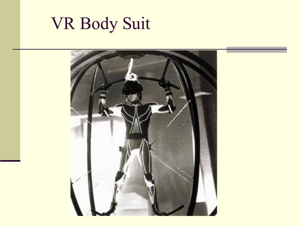 VR Body Suit