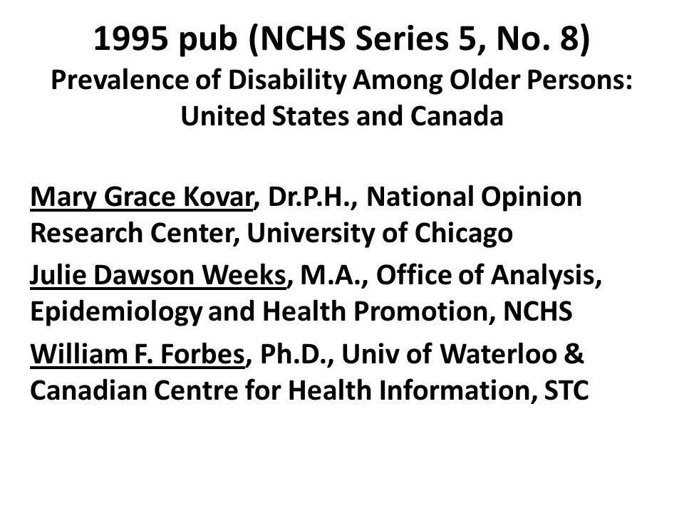 1995 pub (NCHS Series 5, No.