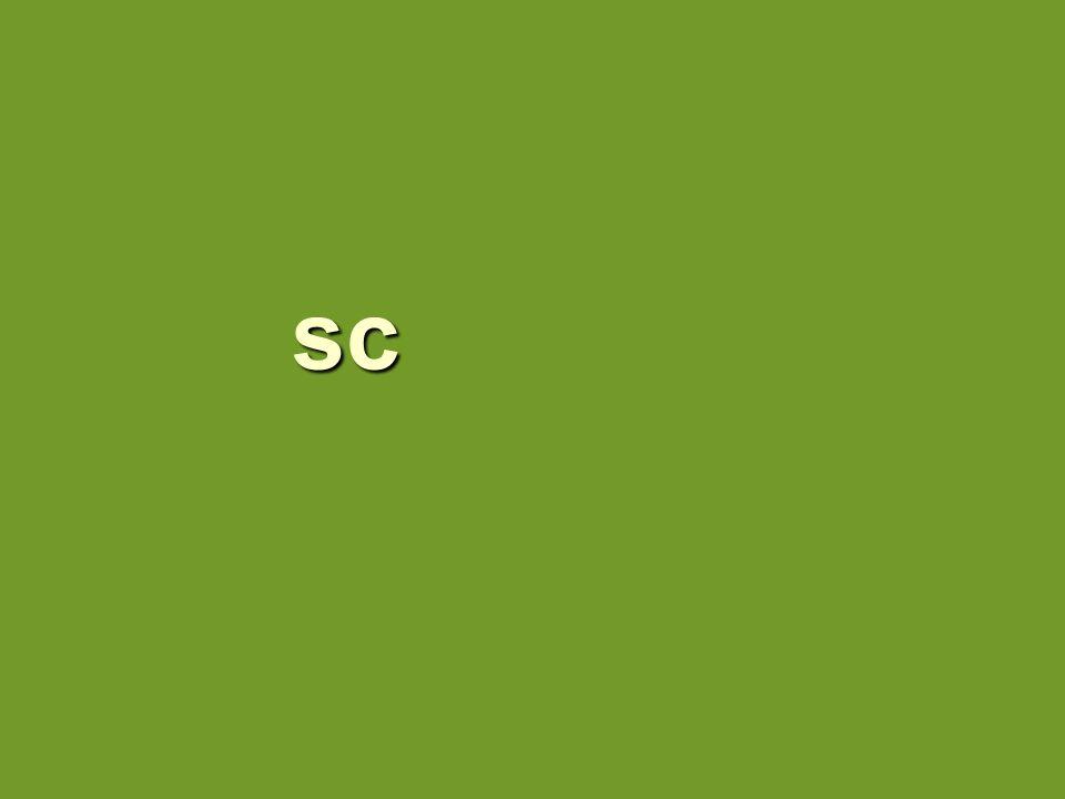 sc sc