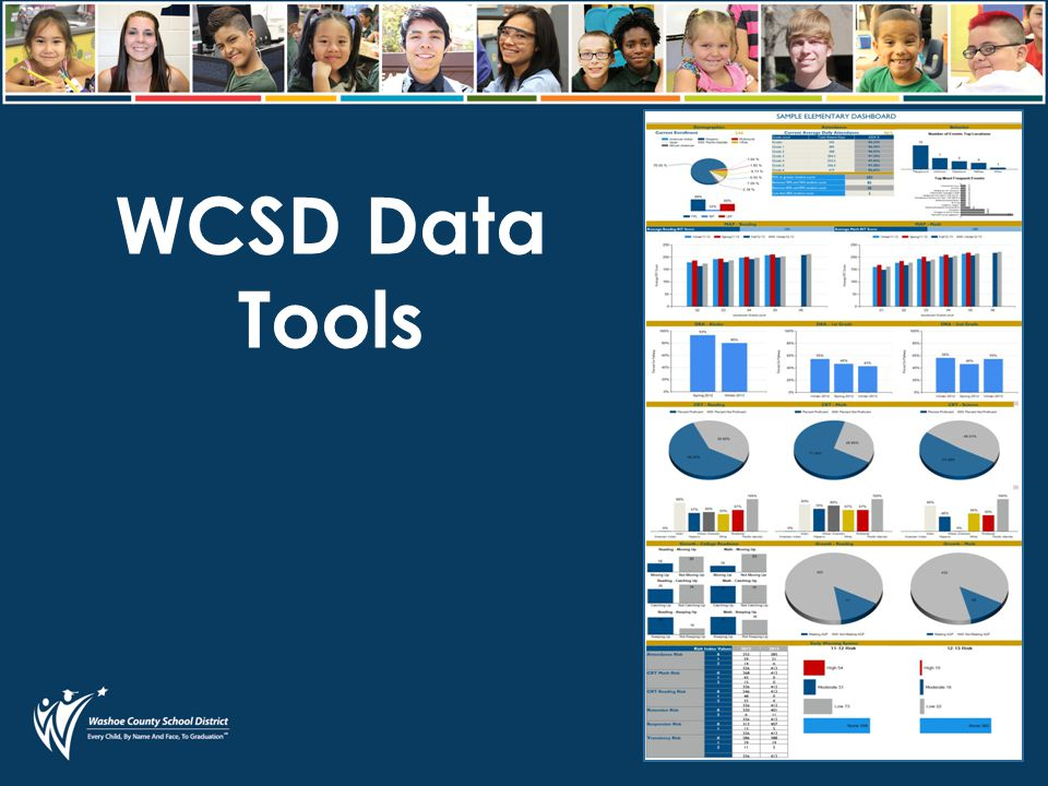 WCSD Data Tools