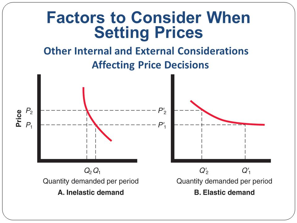 New-Product Pricing Strategies Market-skimming pricing Market- penetration pricing Pricing Strategies
