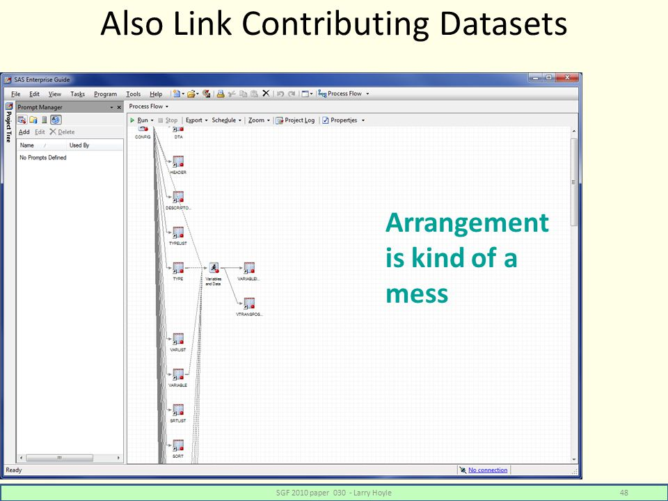 Also Link Contributing Datasets SGF 2010 paper 030 - Larry Hoyle48 Arrangement is kind of a mess