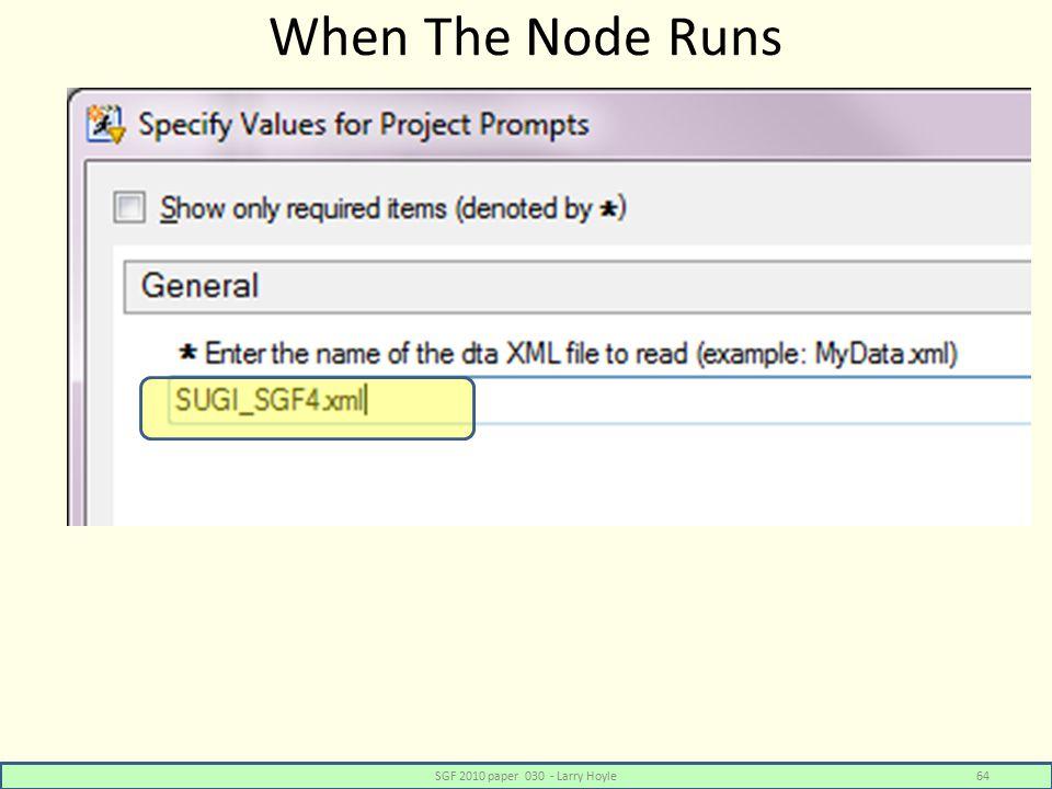 When The Node Runs SGF 2010 paper 030 - Larry Hoyle64