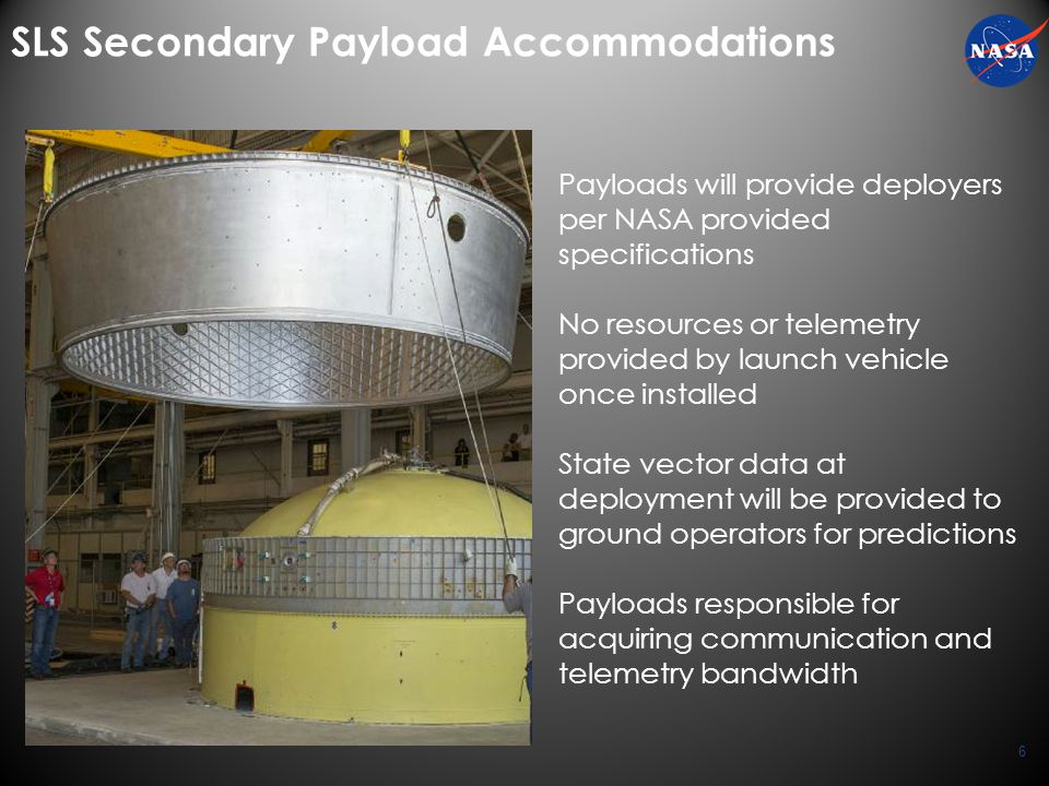 Secondary Payload Deployment System (SPDS)