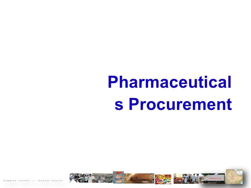 Pharmaceutical s Procurement 7