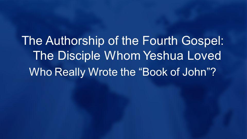 The Disciple Whom Yeshua Loved Kepha turned and saw that the disciple whom Yeshua loved was following them.