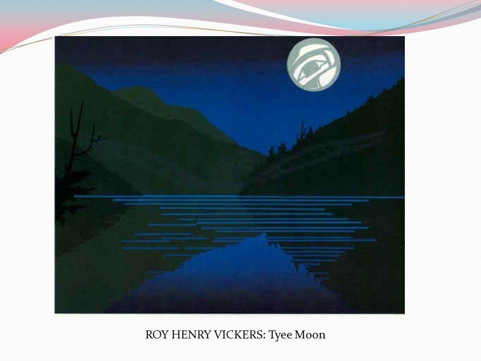 ROY HENRY VICKERS: Tyee Moon