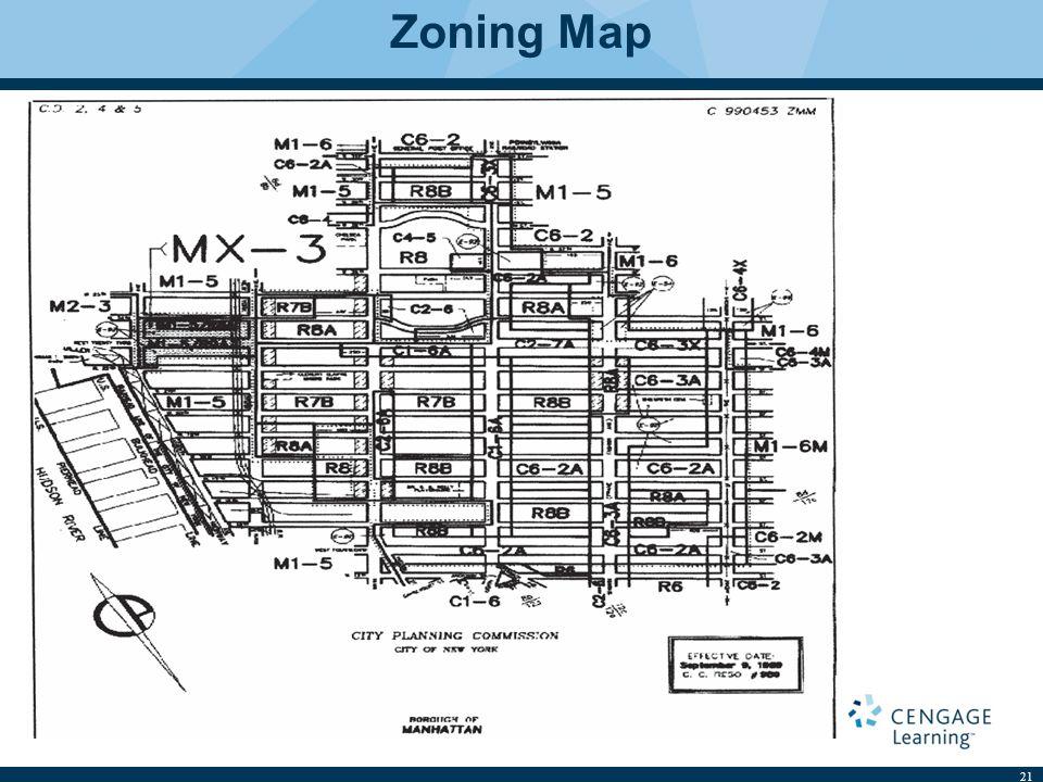 Zoning Map 21