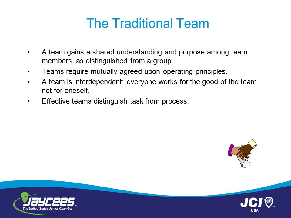 Self-Directed Teams A self-directed team is a team that is responsible for a whole product or process.