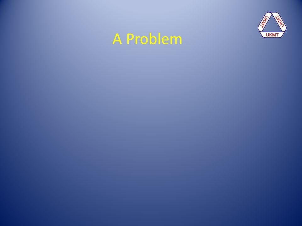A Problem