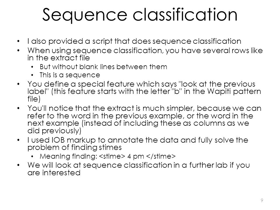 40 Experiments (Chen and Ji, 2009) Data ACE 2005 corpus 560 English documents 633 Chinese documents LDC Chinese Treebank English Parallel corpus 159 bitexts with manual alignment Slide from Heng Ji