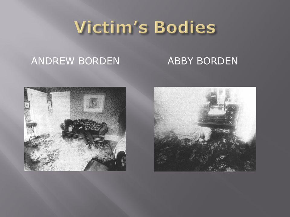 ANDREW BORDEN ABBY BORDEN