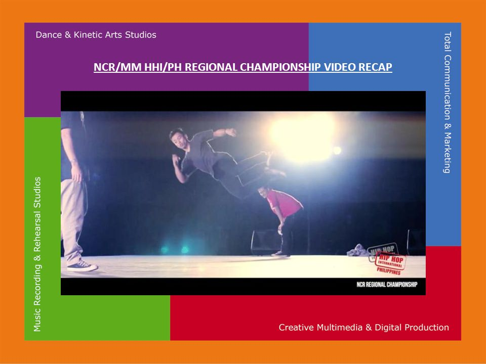 NCR/MM HHI/PH REGIONAL CHAMPIONSHIP VIDEO RECAP