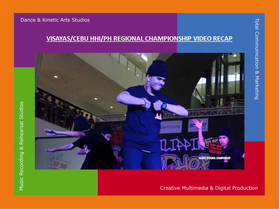 VISAYAS/CEBU HHI/PH REGIONAL CHAMPIONSHIP VIDEO RECAP