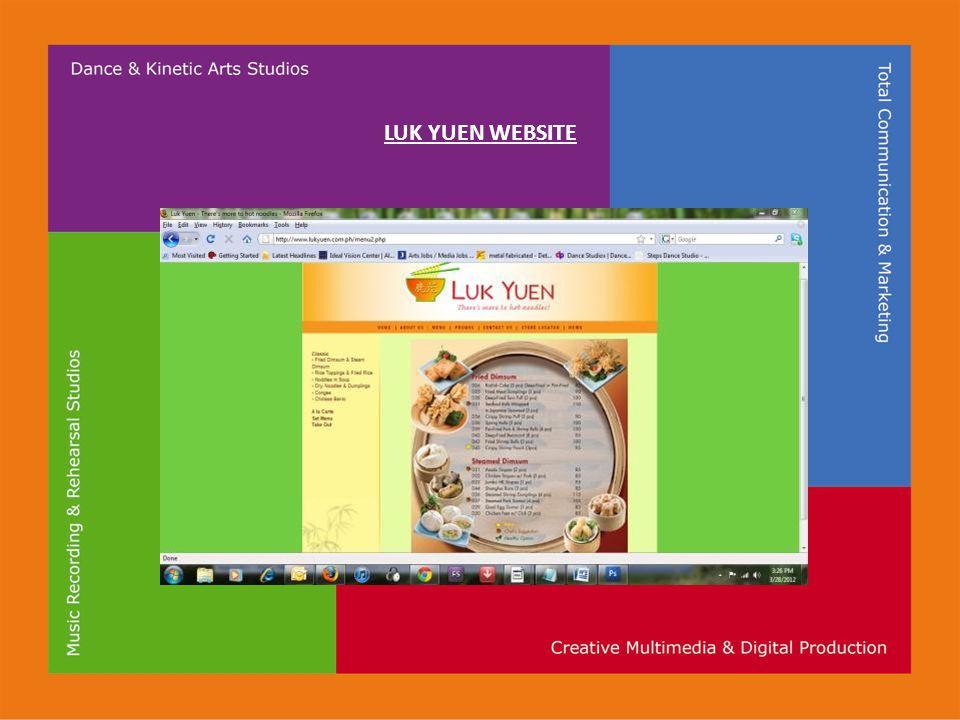 LUK YUEN WEBSITE