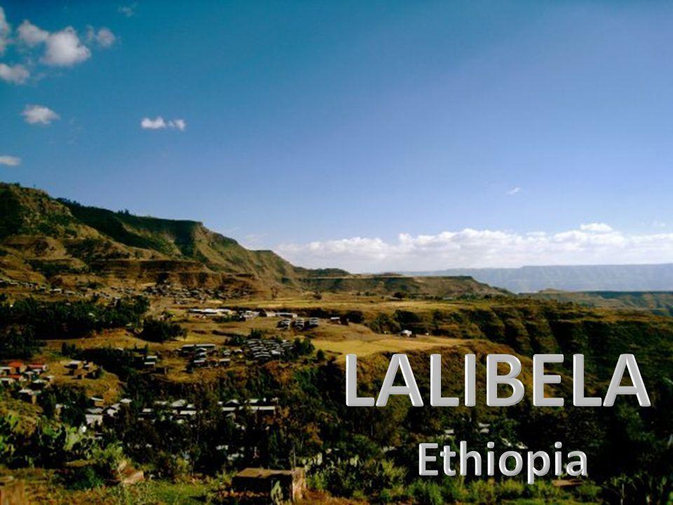 Lalibela Used to be called Roha.