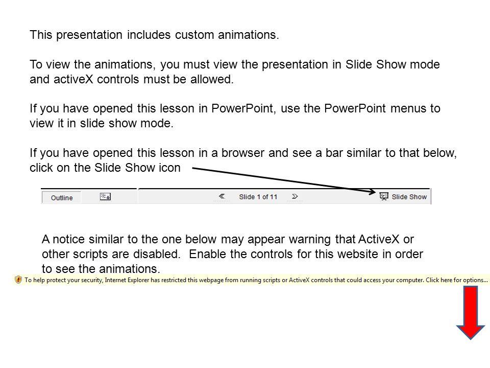 Modulo This slide show describes the modulo operation.
