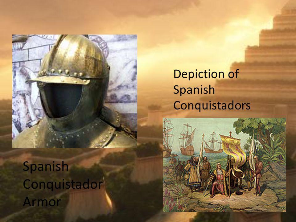 Spanish Conquistador Armor Depiction of Spanish Conquistadors
