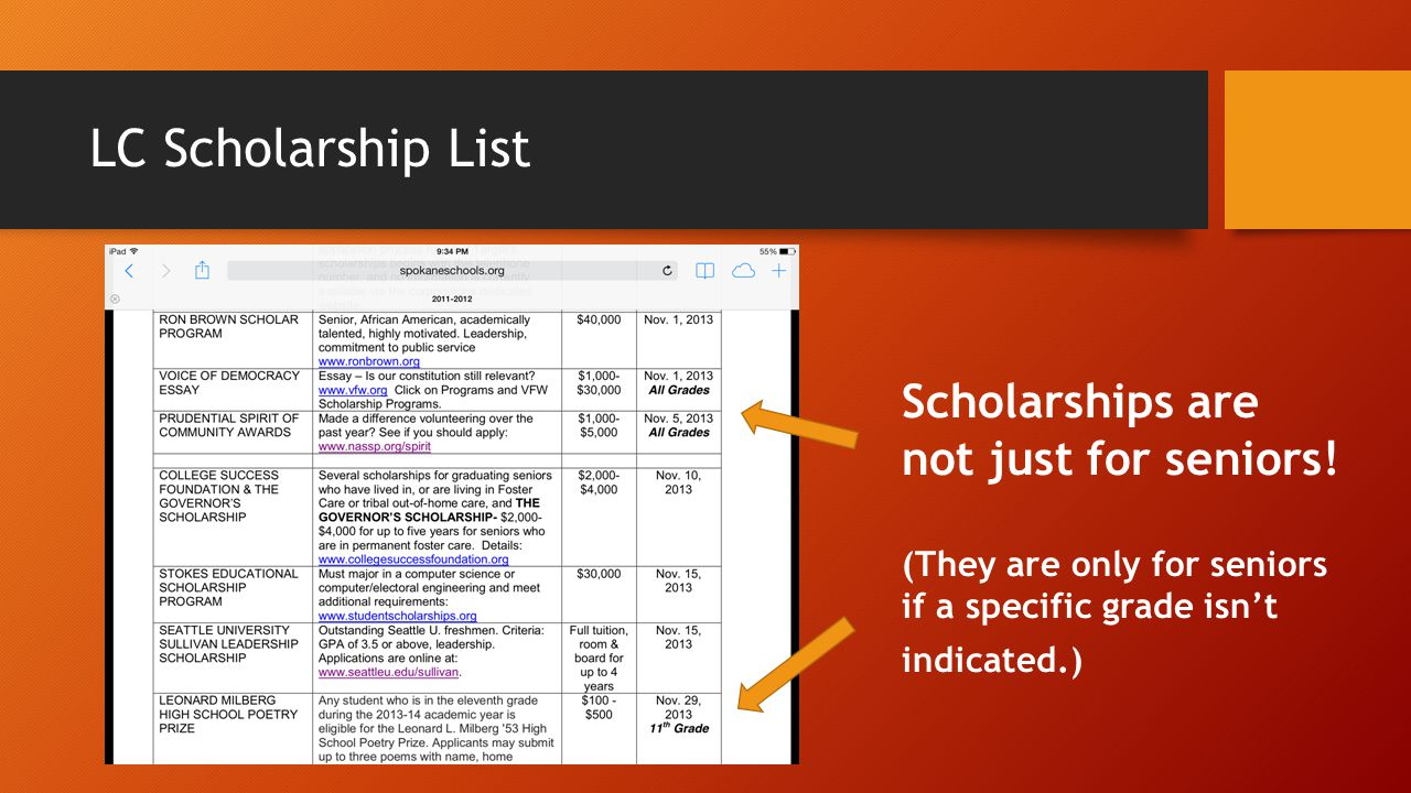 list of no essay scholarships 2013 What scholarships require no essay update cancel (2013-2014) answered dec 26 the list of no essay scholarships below should get you started.